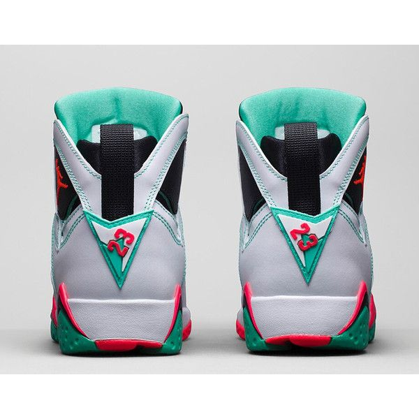Girls Air Jordan 7 Retro to be Released on March 14 ❤ liked on Polyvore featuring sneakers