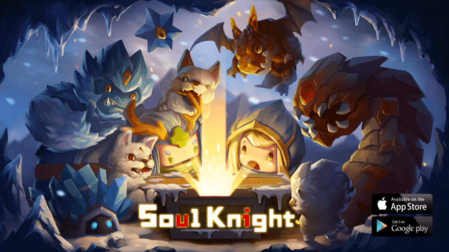 Soul Knight (APK + MOD Money) Download for Android/iOS