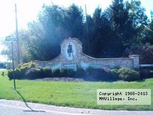 Hunters Pointe Development in Massillon, OH via MHVillage.com