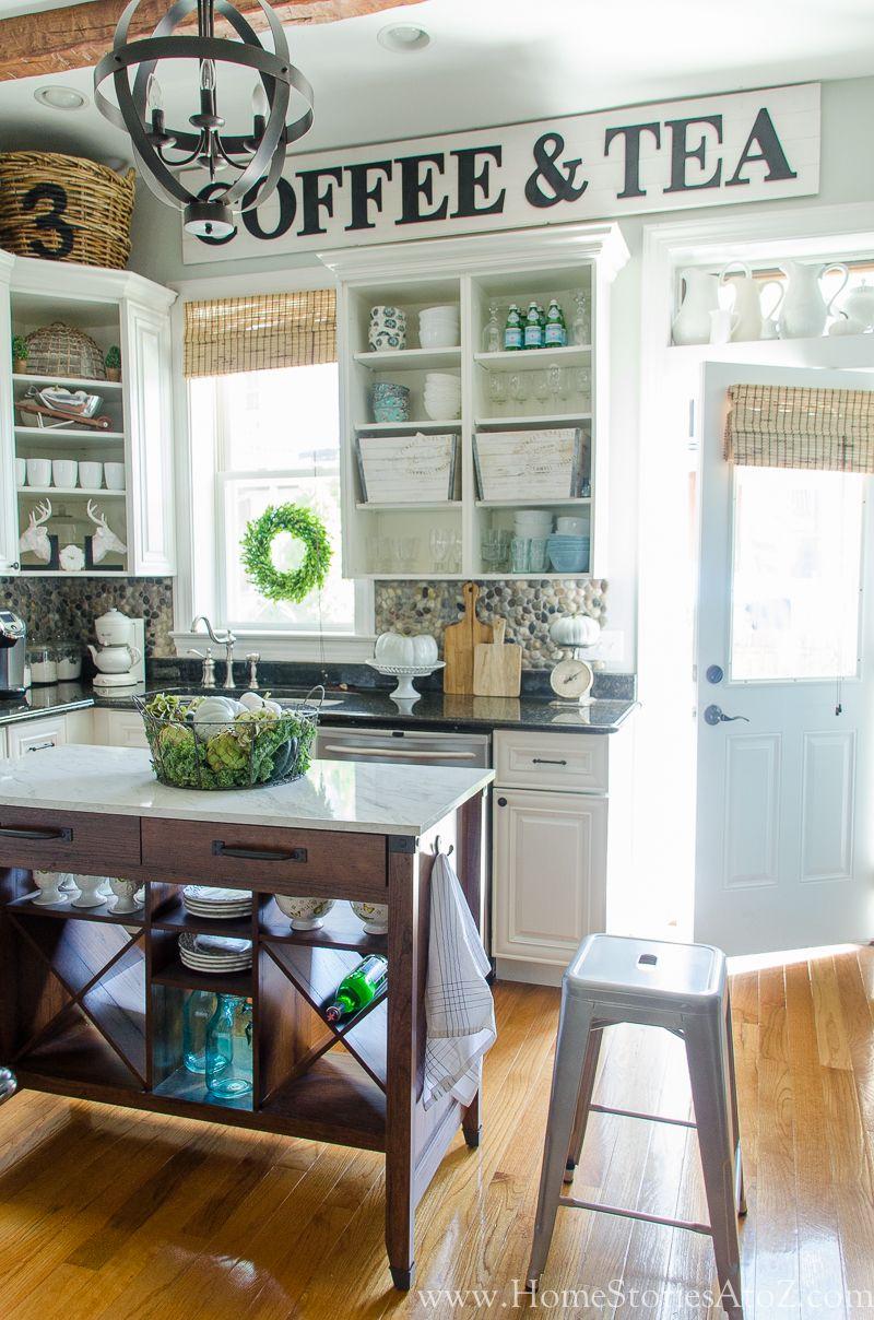 How to Make a Vintage Kitchen Sign Diy kitchen decor