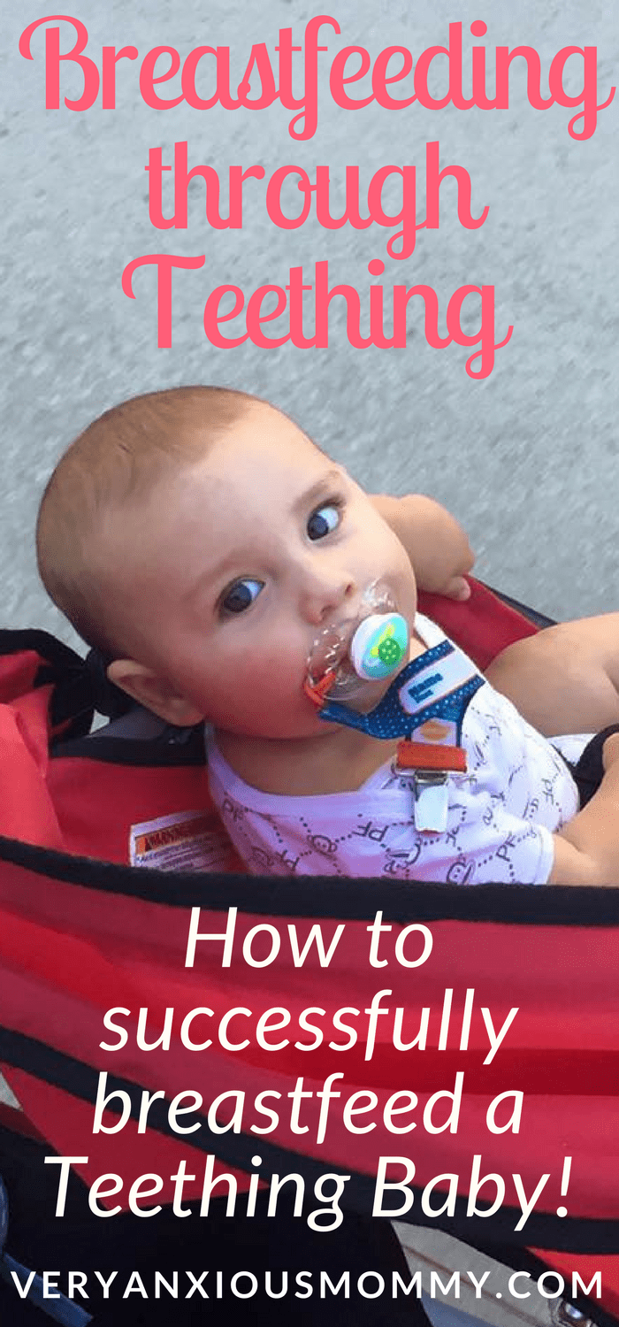 Nursing And Baby Biting How To Continue Breastfeeding Even After Your Baby Starts