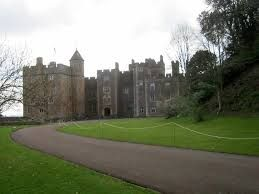 #14 ... touch a 1000 year old castle ... and hear the stories behind it