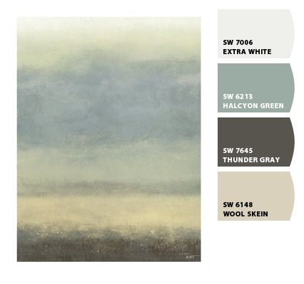 Muted Blue Grey Color Palette Chip It By Sherwin Williams Chipcard Bellaterra11383