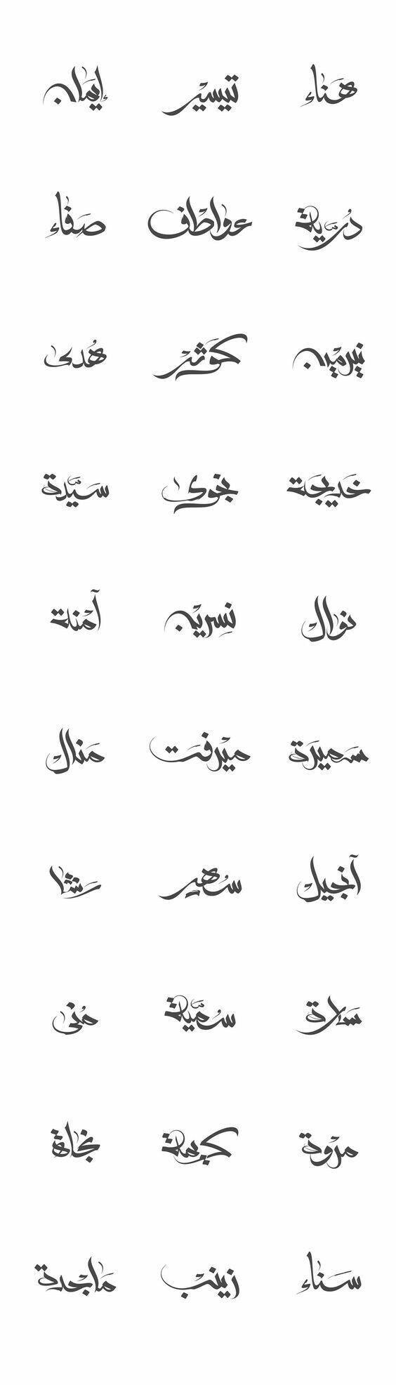 Pin By المصممھہہ منار On منوعات Calligraphy Tattoo Arabic Calligraphy Tattoo Arabic Calligraphy Art