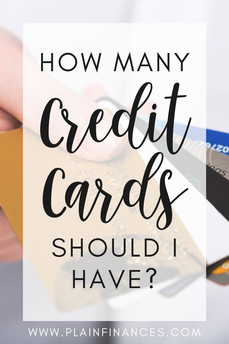 Keeping multiple credit cards comes with its pros and cons