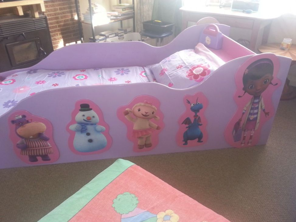 Elegant Doc Mcstuffins Toddler Bed With Canopy Check More At Http://www.beatorchard