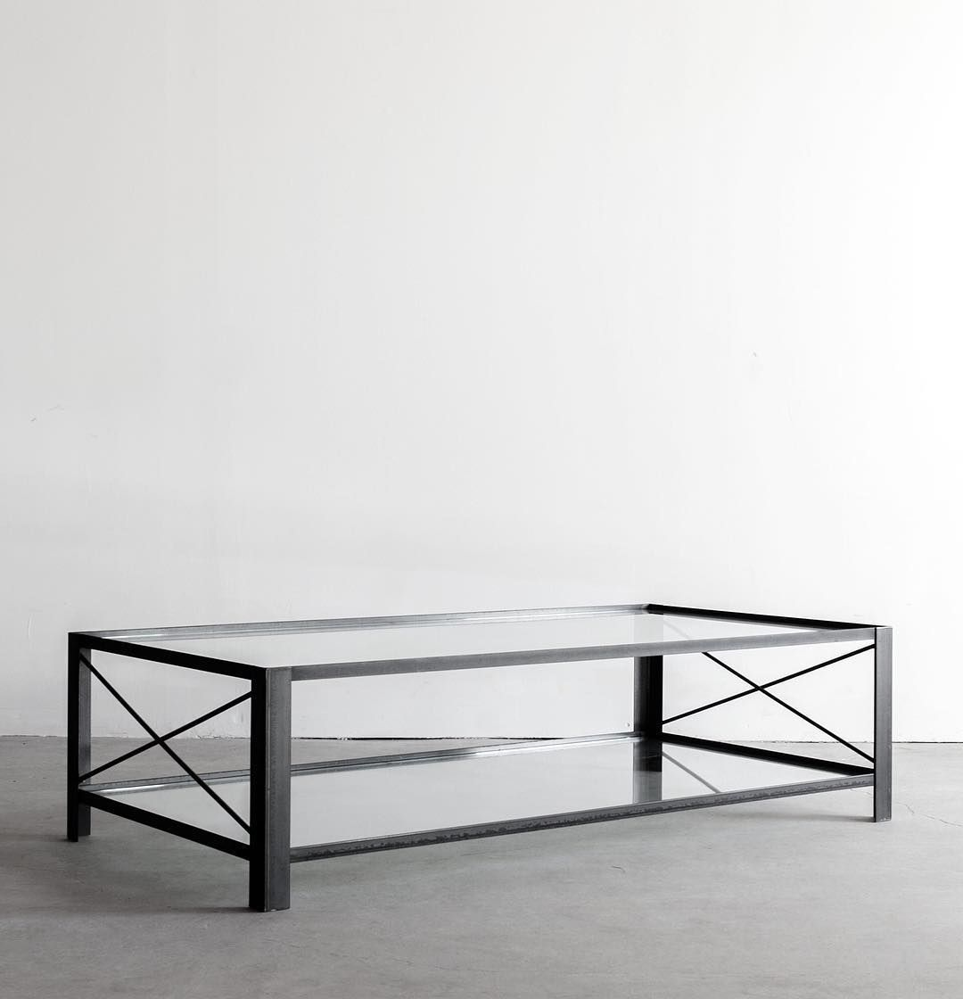 Chambers Coffee Table Los Angeles From Croft House Crofthousela