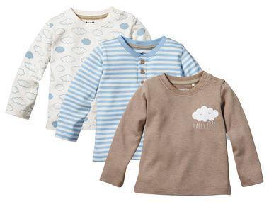 9eb6c7e8f 2,99Eur LIDL - LUPILU® Baby Jungen Langarmshirt ...