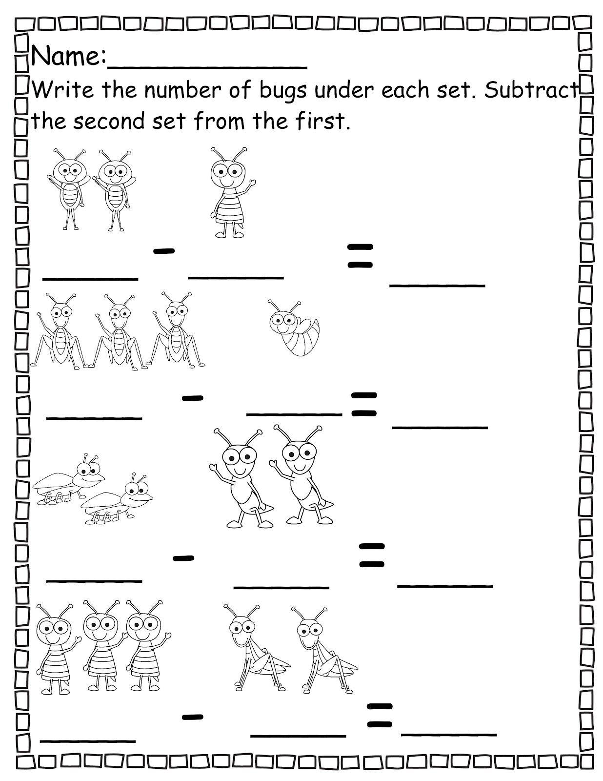 The Crazy Pre K Classroom Free Printables Kindergarten Math Worksheets Addition Pre K Worksheets Kindergarten Math Worksheets [ 1600 x 1236 Pixel ]