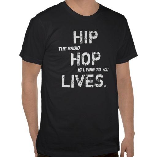 Hip T-Shirts & Hip T-Shirt Designs | Zazzle