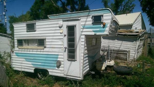 1969 Coastline Tiny House Trailer House Tiny House
