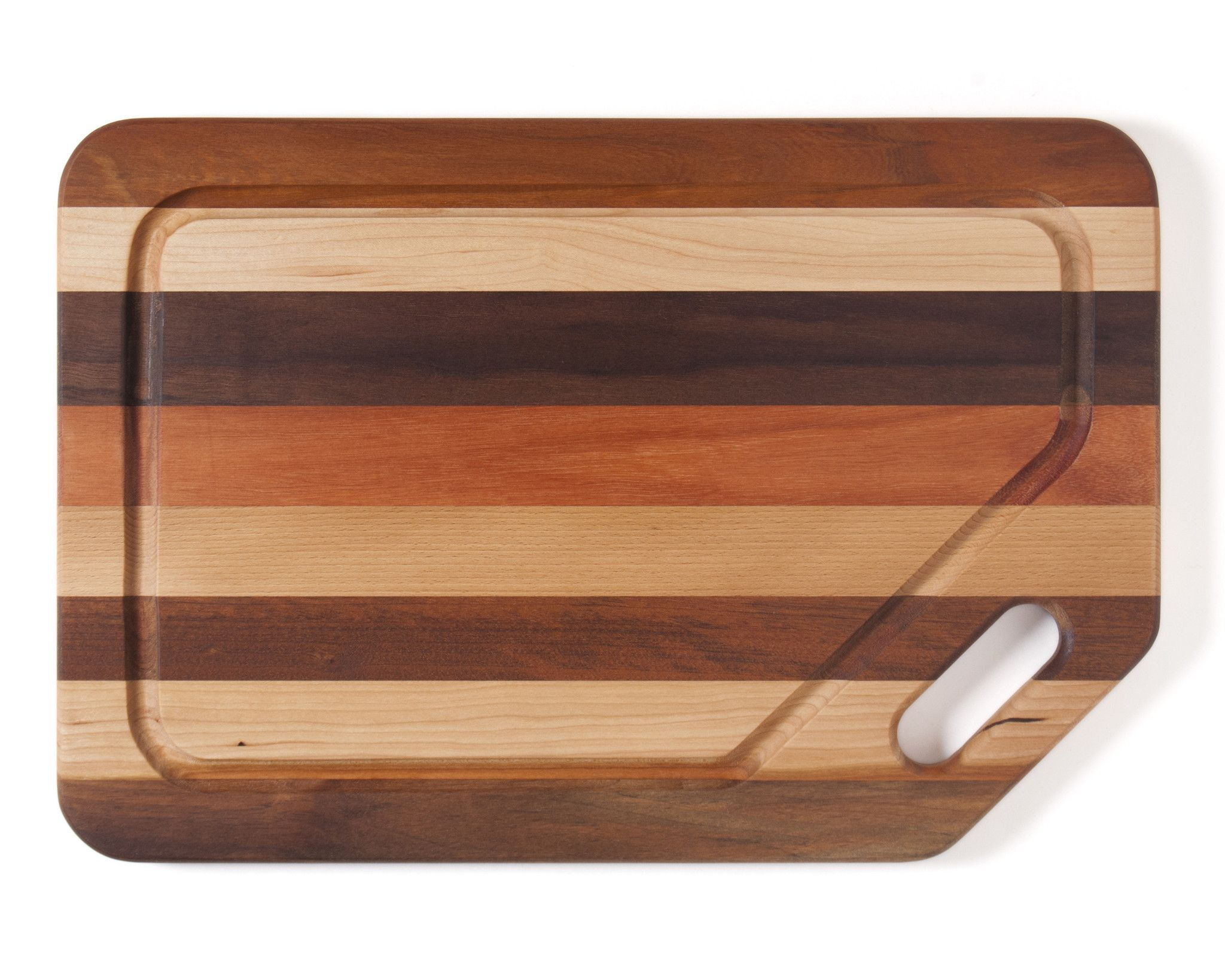 Kessler Woodworking Has Been Building Fine Wood Cutting Boards And Custom Furniture In Their Montague Michigan