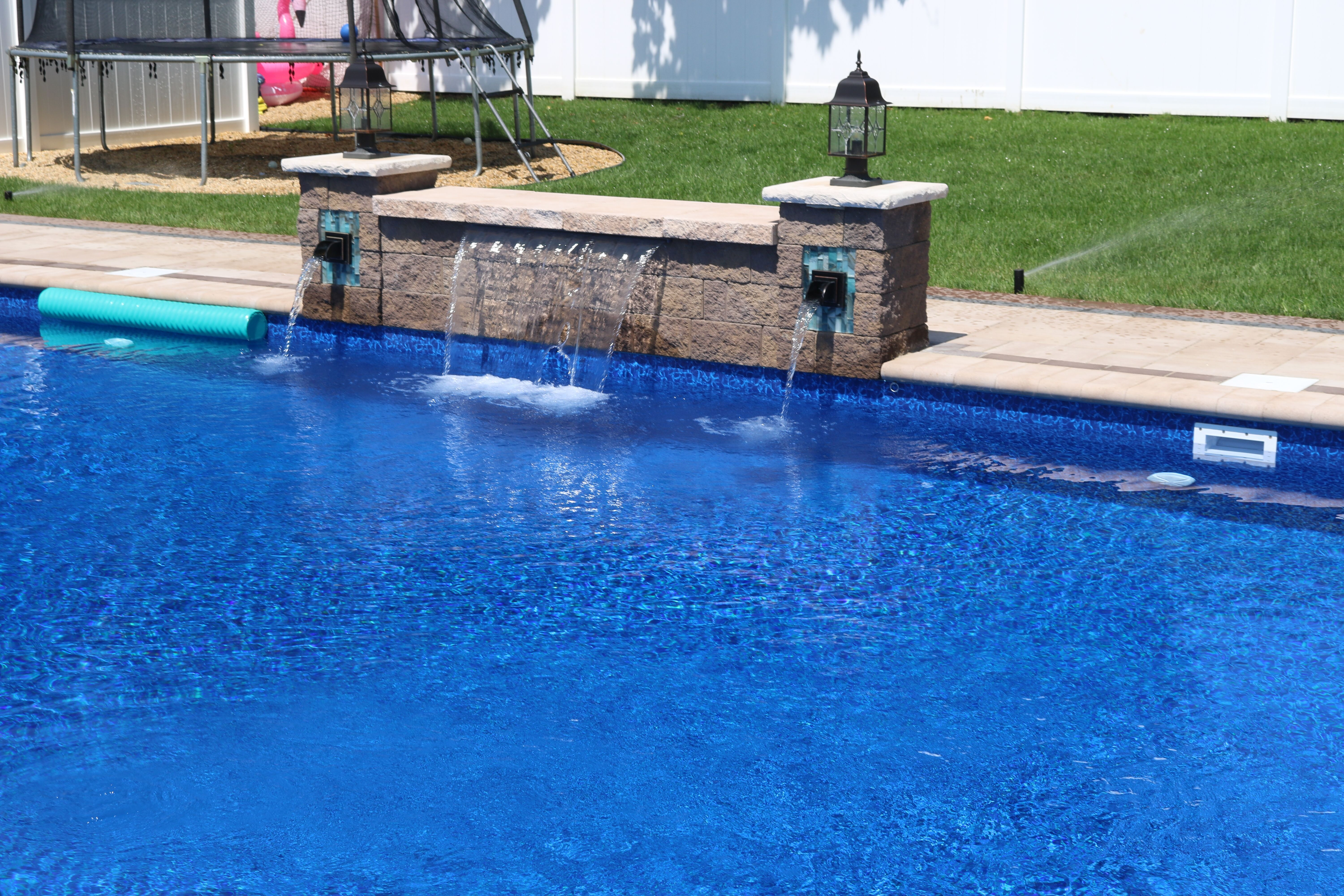 Add A Water Feature To Your Pool Patio