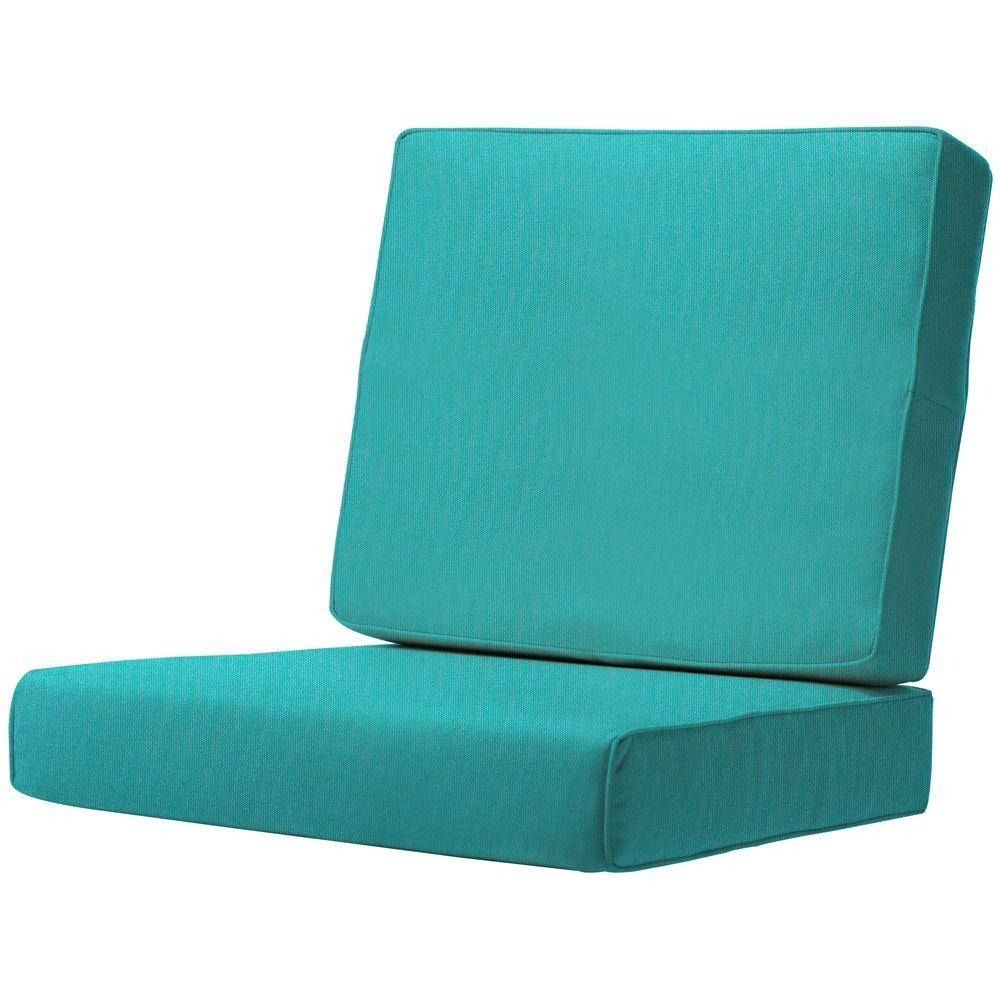 The Home Depot Logo Outdoor lounge chair cushions