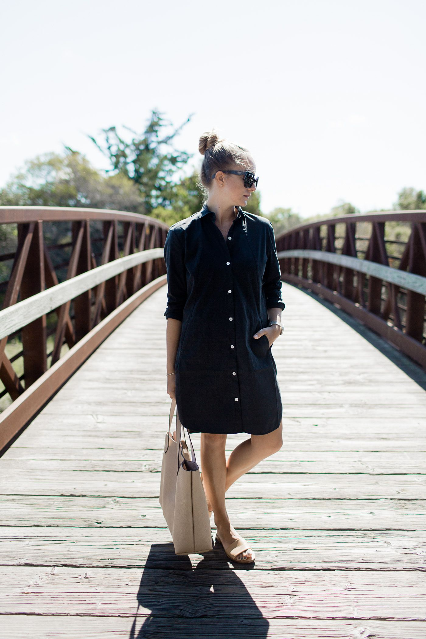 Favorite Black Shirtdress Outfit Style Wear In 2018 Pinterest Jfashion Plaid Long Tunik Camelia Merah Monochrome Fashion Dress Outfits Dresses