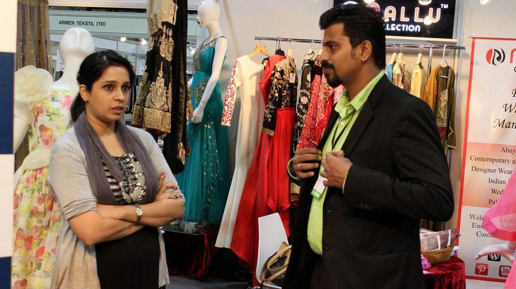 Nallu Collection CEO & Founder Munira Gheewala | International