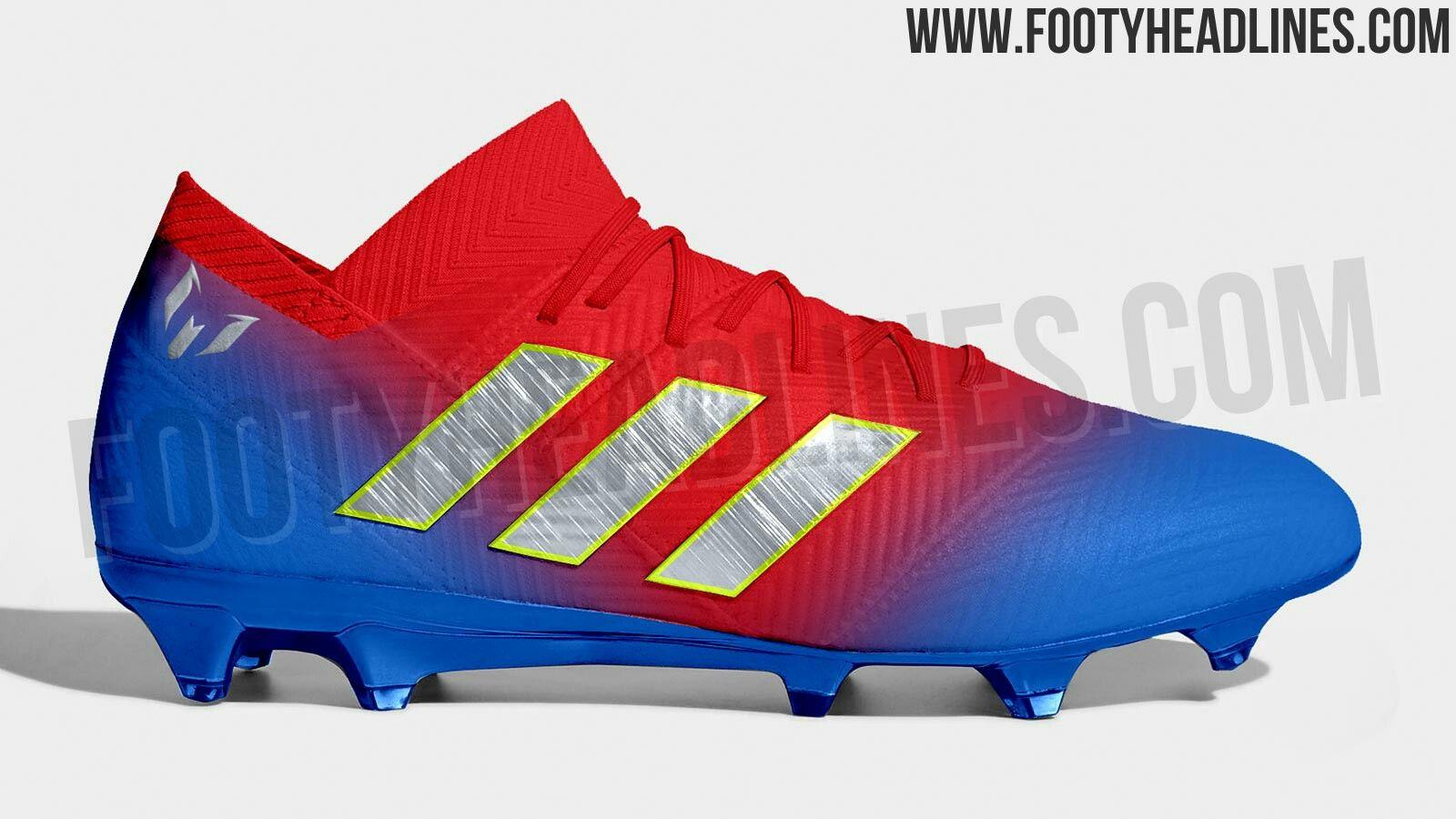 Adidas Nemeziz Messi 18+  Initiator Pack  2018-2019  f569fb87efd70