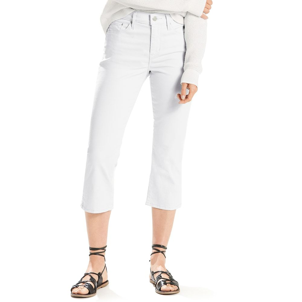 Women/'s Levi/'s CAPRI Jeans