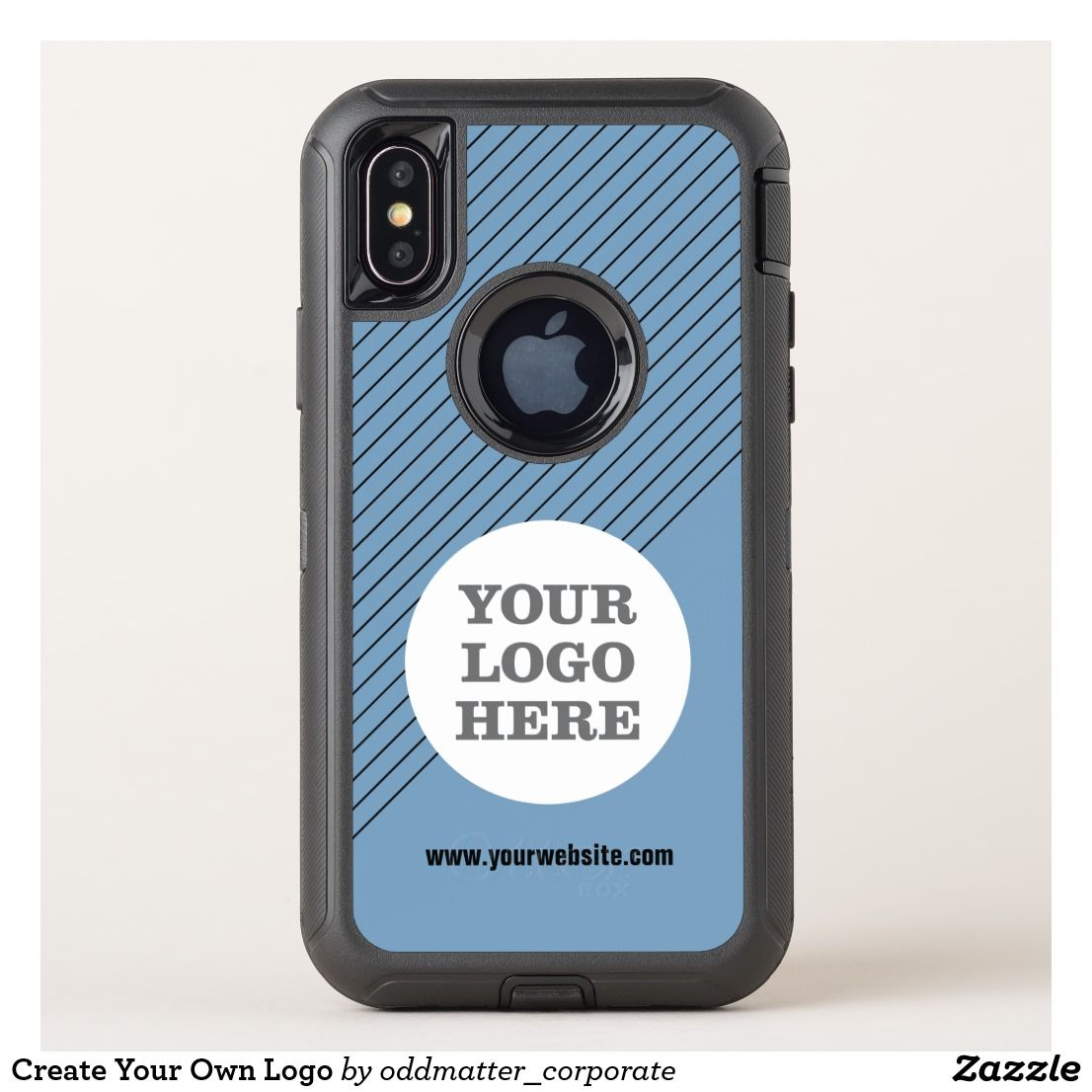 buy online c3102 c96bd Create Your Own Logo OtterBox iPhone Case | Zazzle.com in 2019 ...