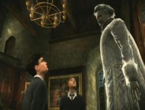 Nicholas De Mimsy Porpington Harry Potter Hogwarts School Nicholas