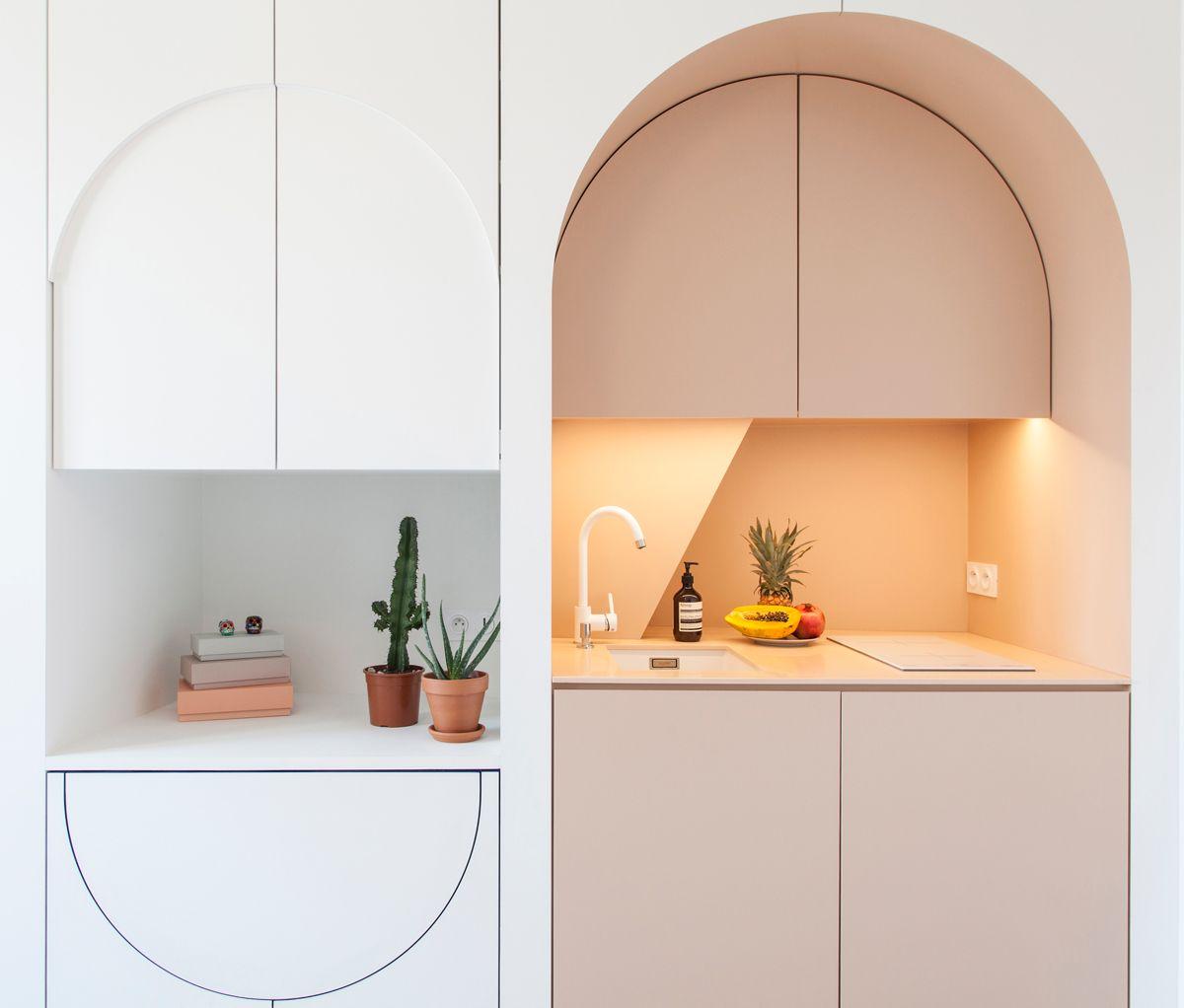 Case piccole: 11 mq pop up - LivingCorriere   Design di