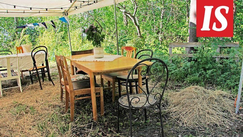 Suomen kesä on kaunis mutta lyhyt, joten kesäisin kannattaa järjestää kaikki kohtaamiset, tapaamiset ja juhlat ulkona, jos vain mahdollista.