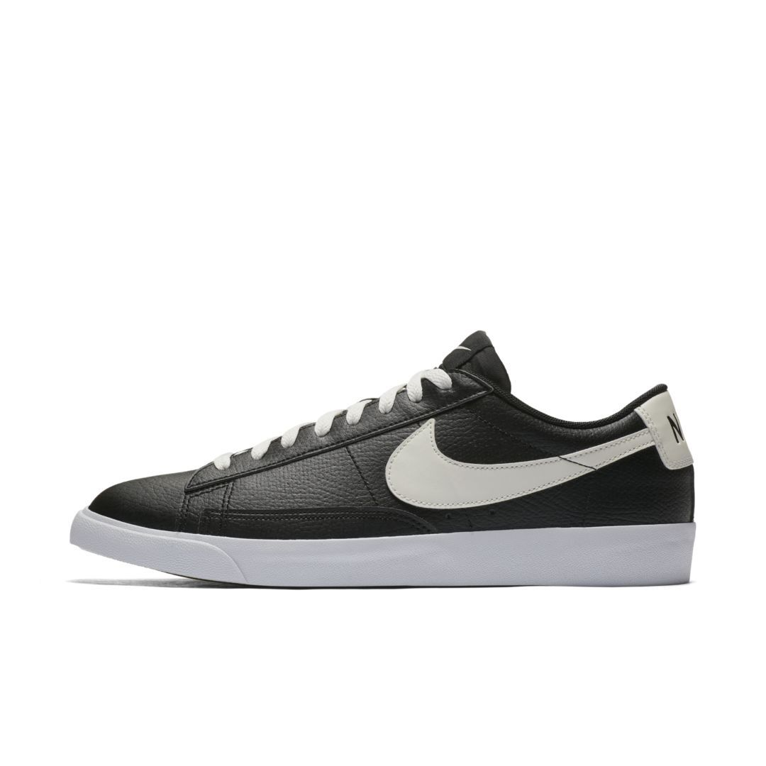 Nike Blazer Low Men s Shoe Size 11.5 (Black)  f32f8cd4c