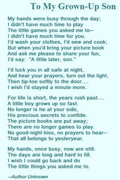 A Mothers Love Quotes 2 Brilliant A Mother's Love Poem For Her Son  Mothers Day Quotes  Pinterest