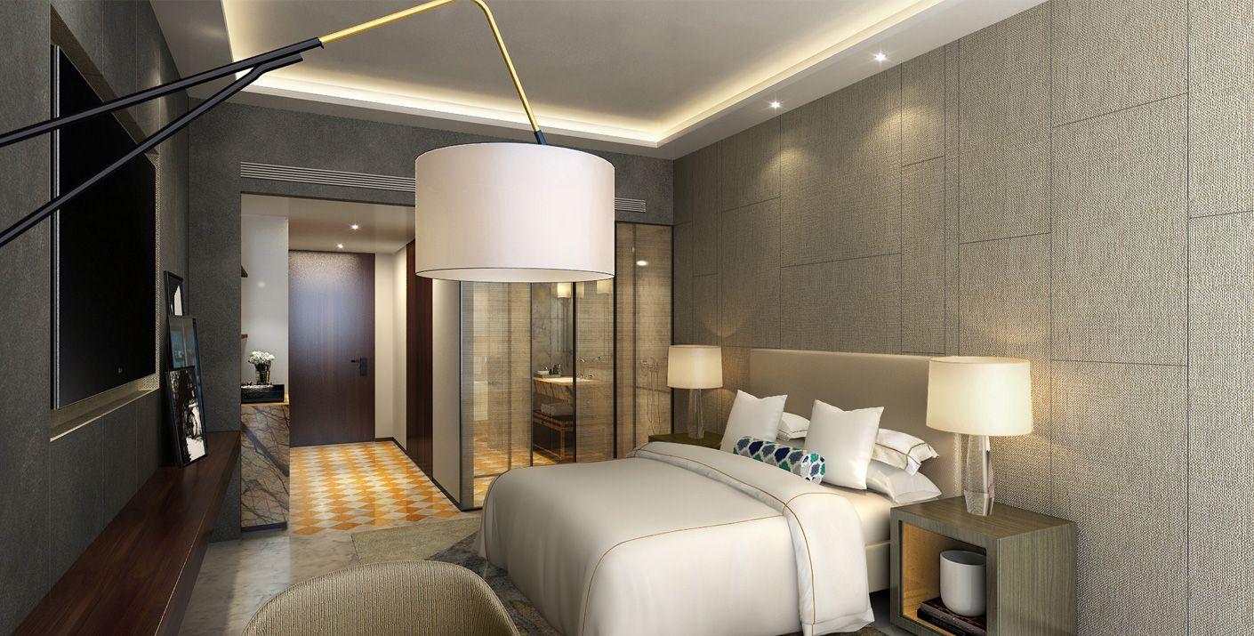 Room Studio HBA Hospitality designer