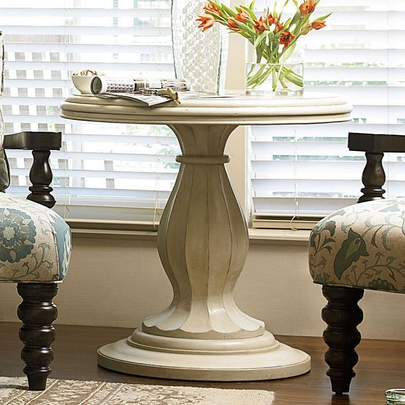 River House Round End Table River Boat End Tables Home