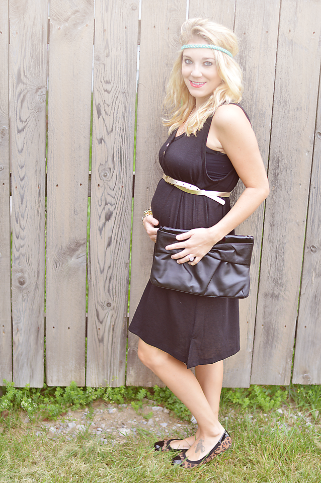 Pregnant swag, maternity fashion