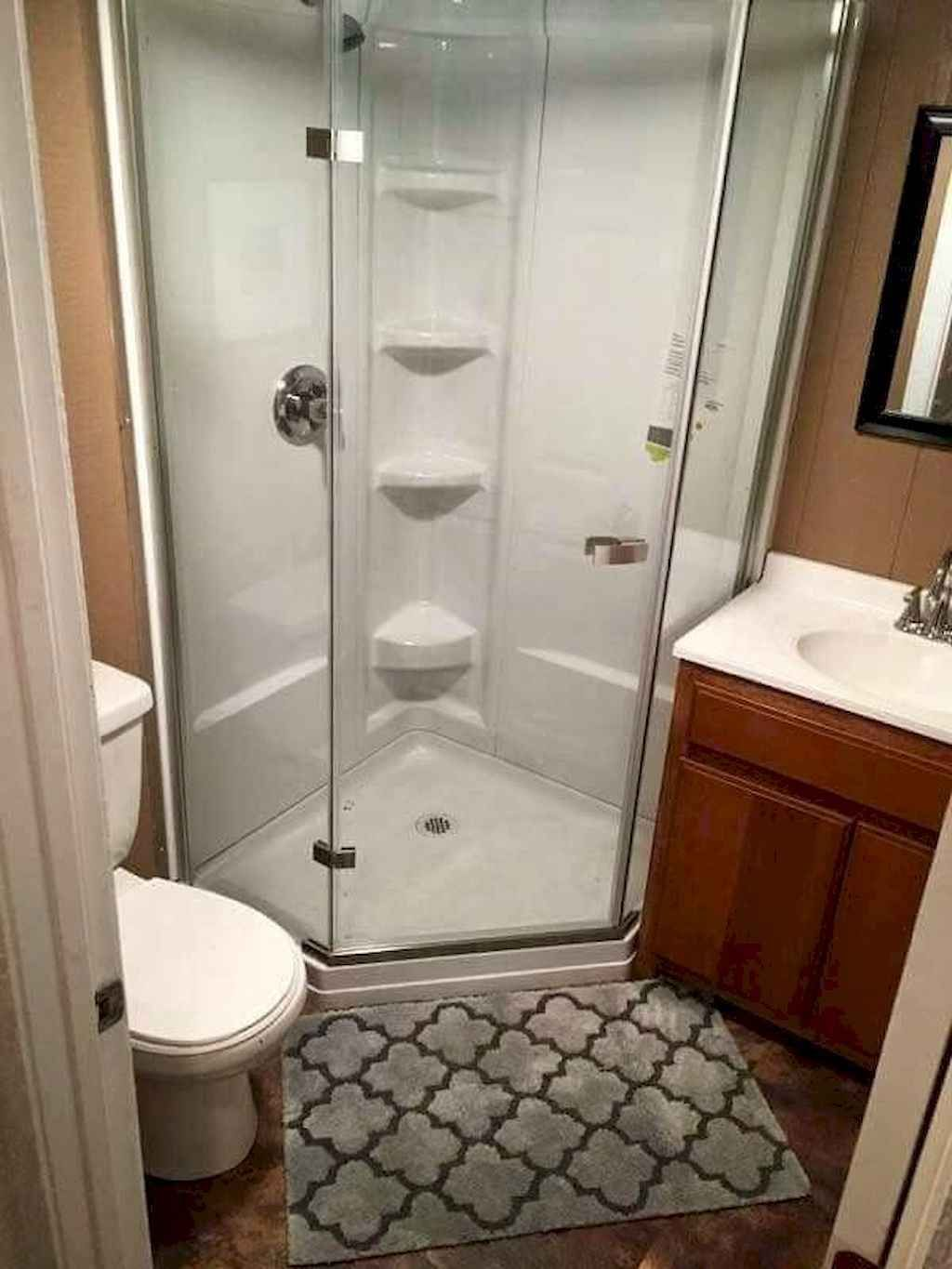 61 tiny house bathroom remodel ideas #tinyhousebathroom