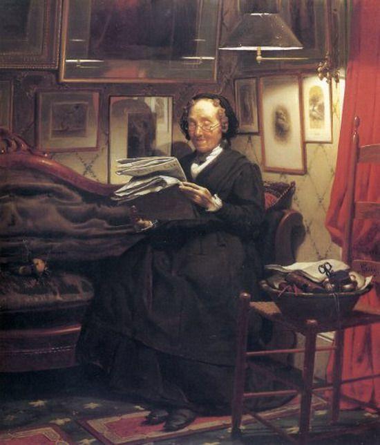 Seymour Joseph Guy (1824 – 1910)