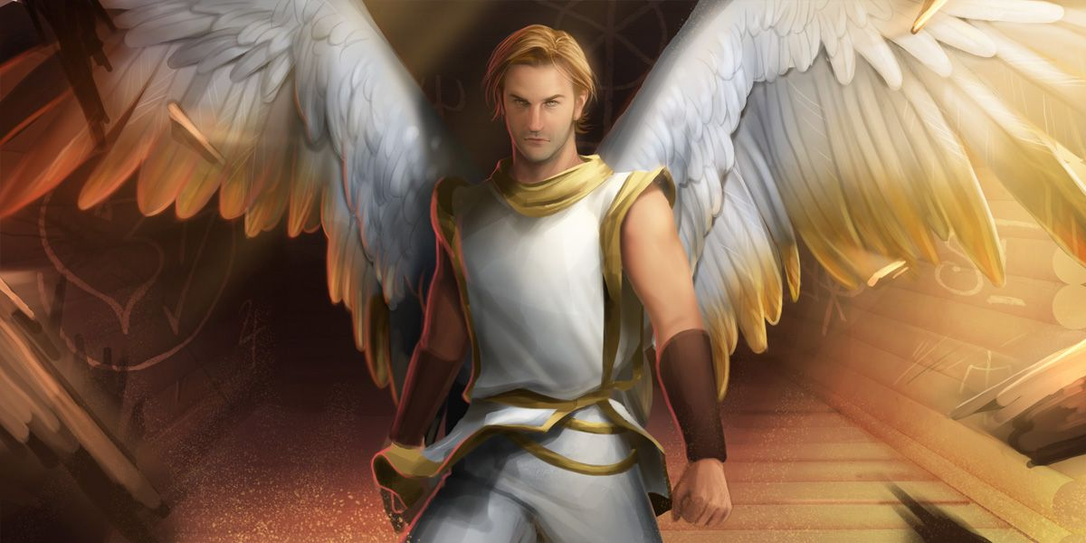 Image result for archangels fantasy art
