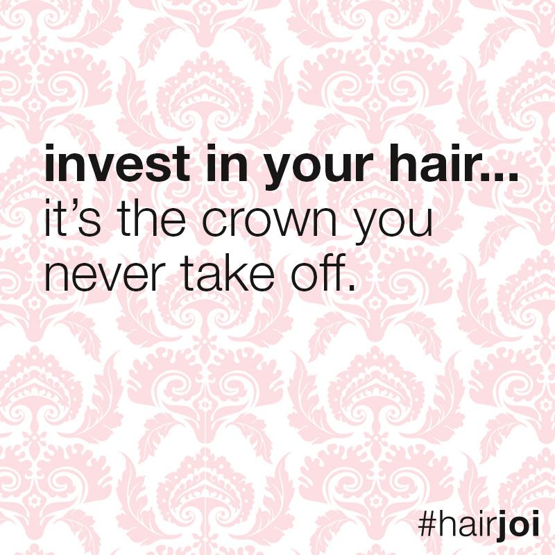 invest in your hair    it u0026 39 s the crown you never take off