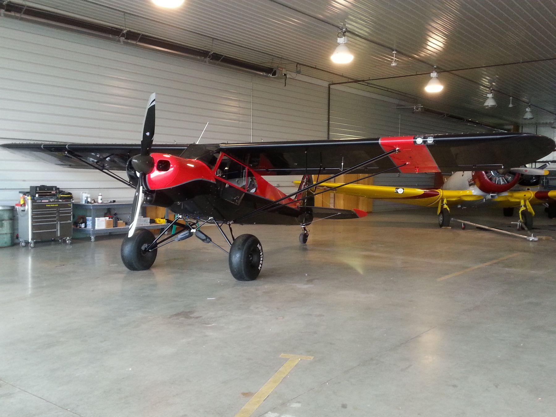 2015 Piper Super Cub PA-18 for sale in (ZZV) Zanesville, OH