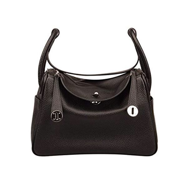 Ainifeel Women s Genuine Leather Hobo Shoulder Bag Everyday Purse ... 5e7607217238f