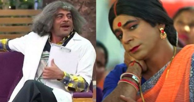 Sunil Grover is back as Dr Mashoor Gulati & Rinku Bhabhi but there is a TWIST