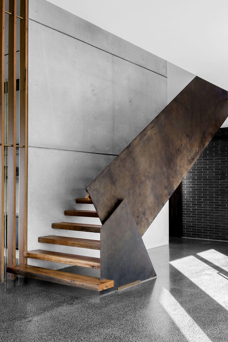 Church View, Brisbane - Pure Locations | Staircase metal ...