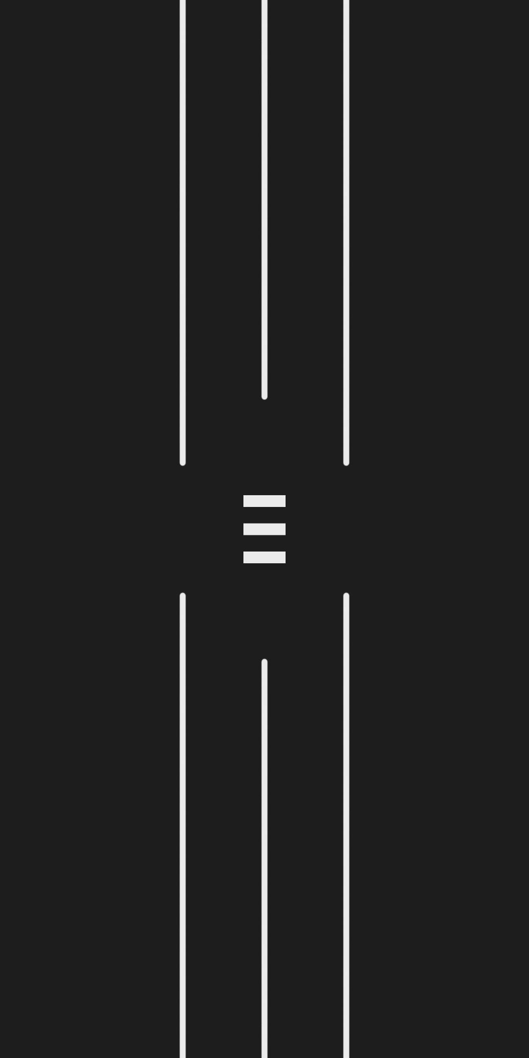 Dark Lines Minimal 1080x2160 Wallpaper