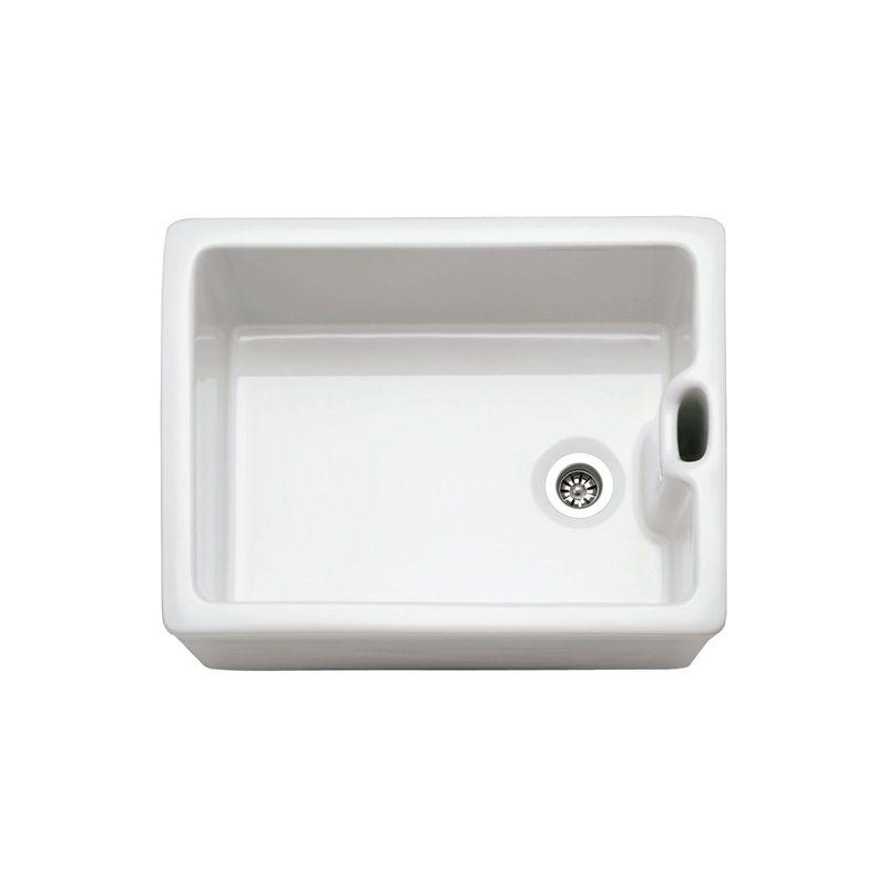Find Mondella Belfast Reversible Kitchen Sink - 1 Bowl at Homebase ...