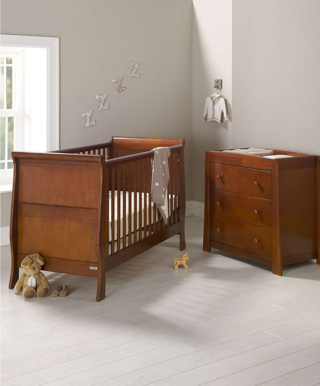 Mia 2 Piece Set Walnut 2 Piece Sets Mamas Papas Avec Images