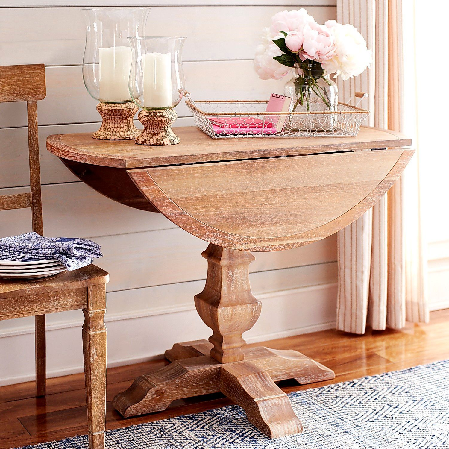 Bradding Round Drop Leaf Dining Table Round Dining Table Dining Furniture Makeover Drop Leaf Dining Table