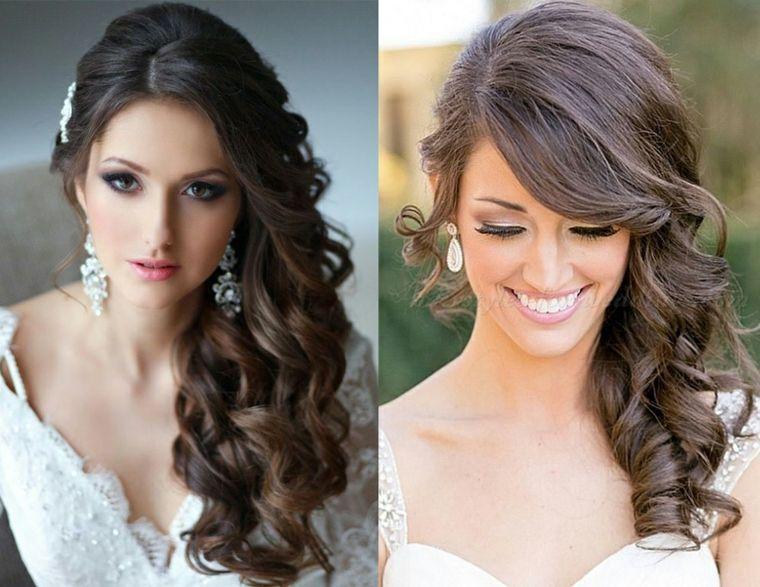 Peinados Medio Recogidos Y Recogidos De Lado Para Toda Ocasion Peinados Coleta De Lado Peinados Recogidos De Lado Peinados