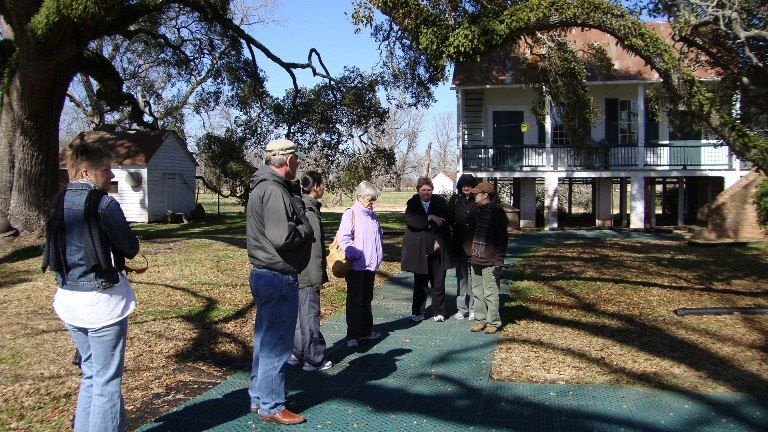Cane River Creole National Historical Park, Oakland and