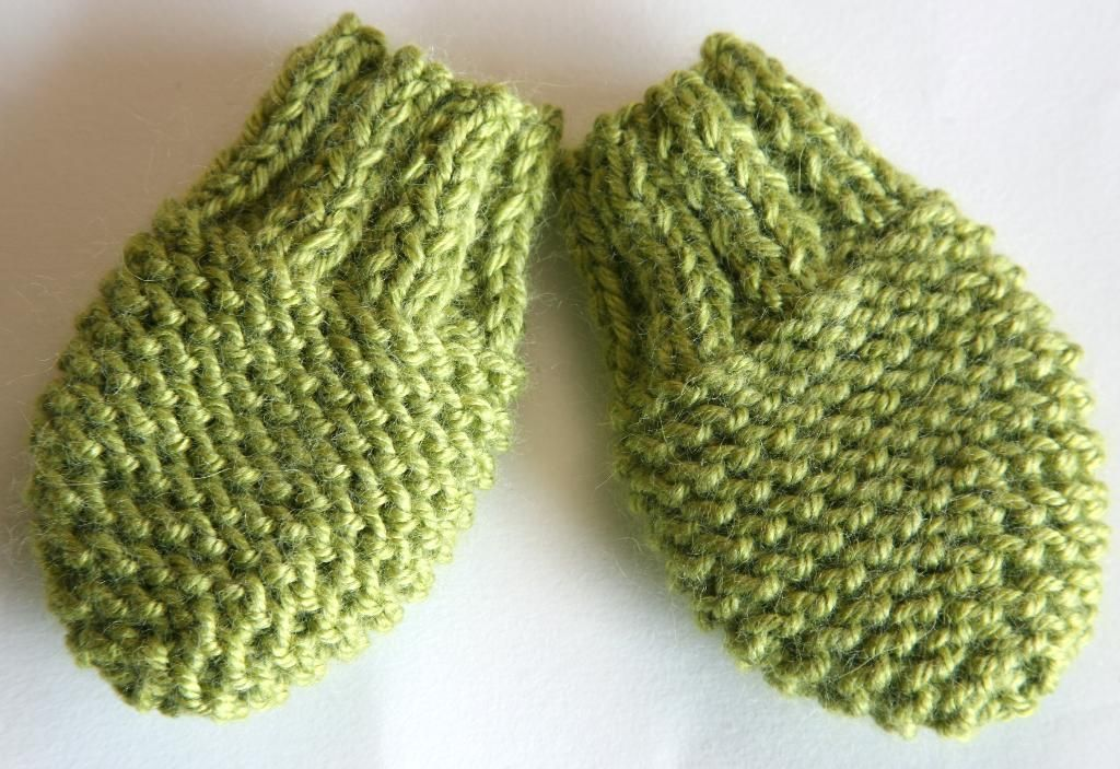 Baby Child Mittens Knit Pattern Knit Patterns Mittens And