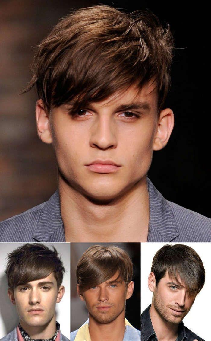 Haircut for boys best  best widowus peak hairstyles for men  jude hair  pinterest