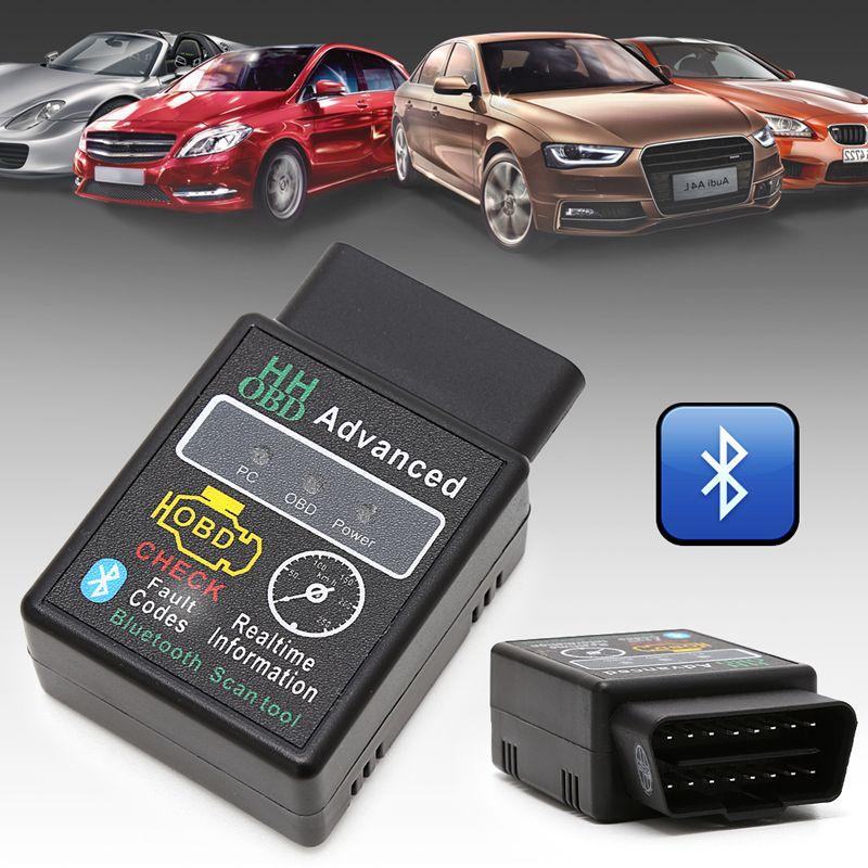 ELM327 V2.1 OBD2 OBD-II Car Auto Bluetooth Diagnostic Interface Android Scanner