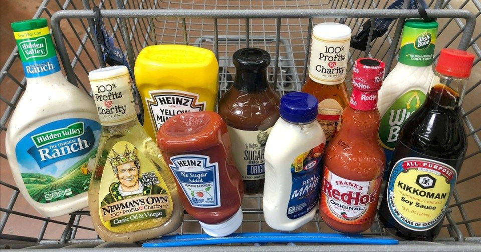 what sauces can i have on keto diet?