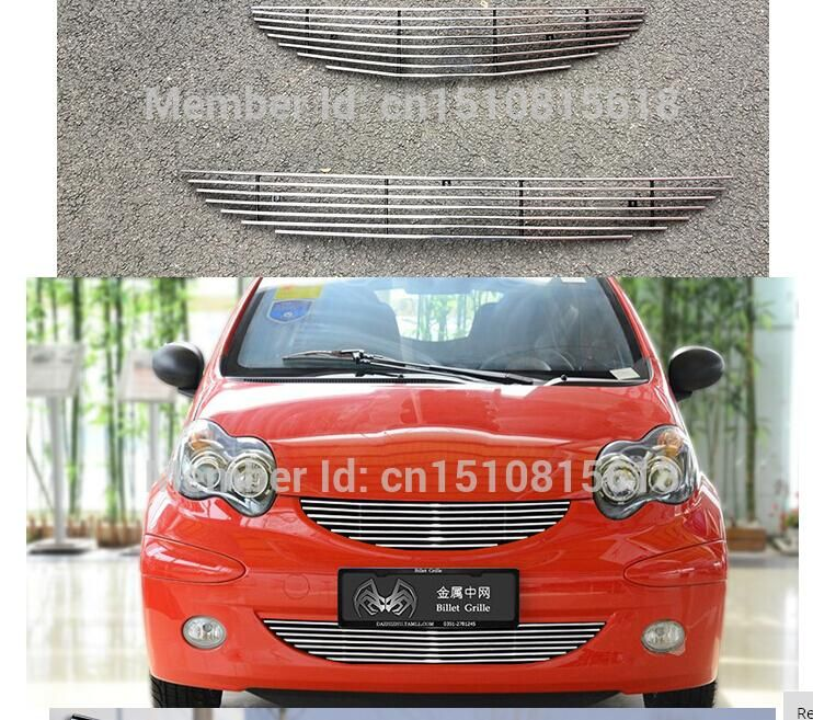 Quality Stainless steel Car front bumper Mesh Grille